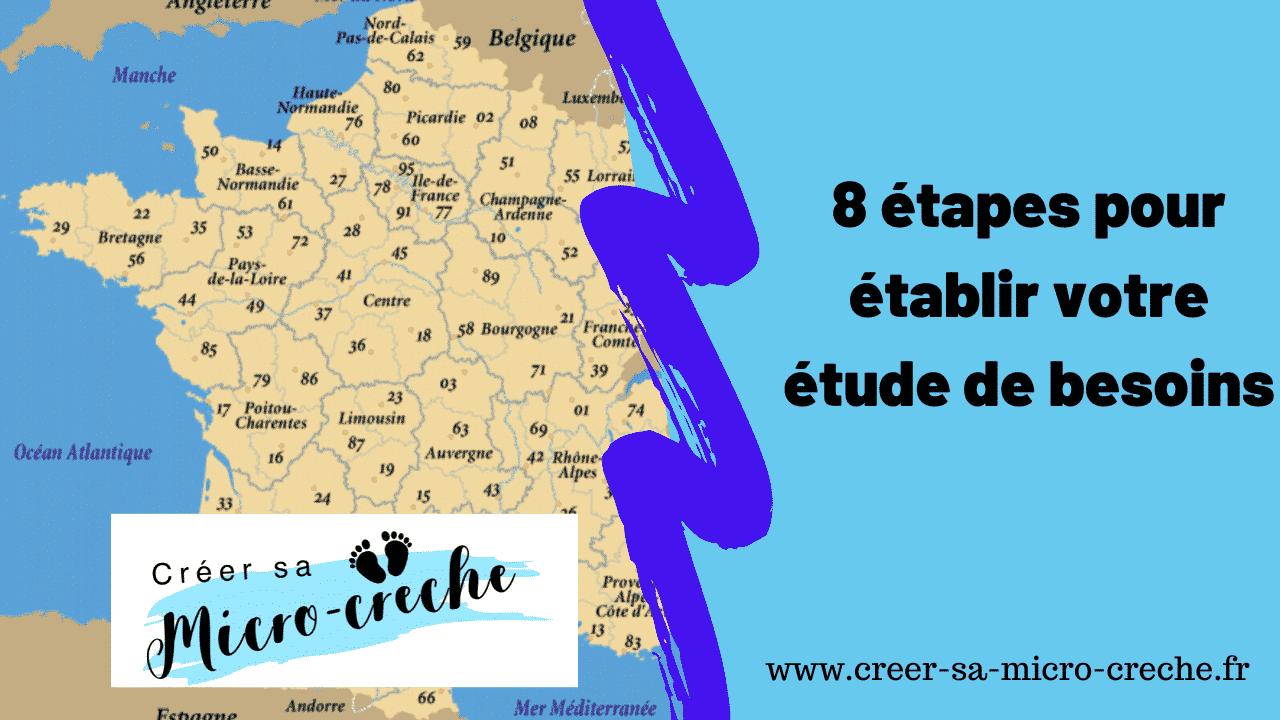 8 étapes pour établir votre étude de besoins